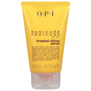 OPI Manicure Pedicure TrOPIcal Citrus Scrub 125ml