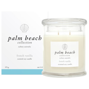 Palm Beach Collection Standard Candle French Vanilla 375g