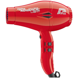 Parlux Advance Light Hair Dryer 2200W - Red
