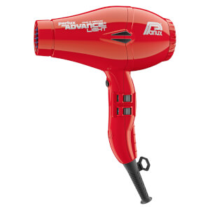 Parlux Advance Light Ionic and Ceramic Dryer 2200W - Red