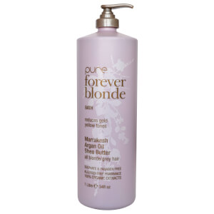 Pure Forever Blonde Bath 1l