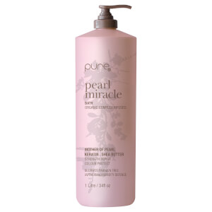 Pure Pearl Miracle Bath Shampoo 1l