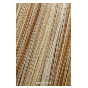 Showpony Professional Heat Resistant Synthetic Ponytail Wrap Style 407 - Honey Blonde 18 Inches
