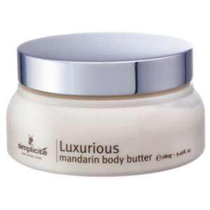 Simplicite Luxurious Mandarin Body Butter 280g