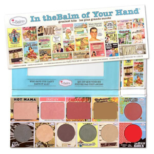The Balm In The Balm Of Your Hand All-in-On Face Palette 7g