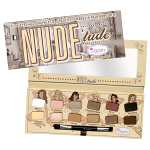 The Balm Nude Tude Eye Shadow Palette