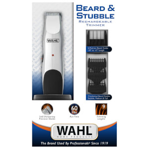 Wahl Beard And Stubble Rechargeable Trimmer