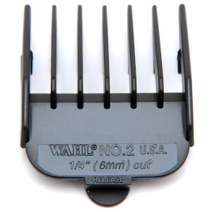 Wahl Plastic Clipper Comb Attachment Guide #2/6mm