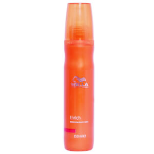 Wella Professionals Enrich Moisturizing Leave In Balm 150ml