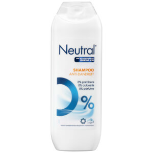 Neutral 0% Shampoo Anti-Dandruff 250ml