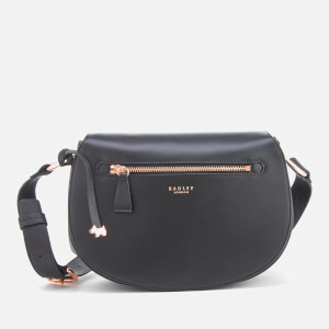 Radley Women's Camley Street Medium Fold Over Shoulder Bag - Black