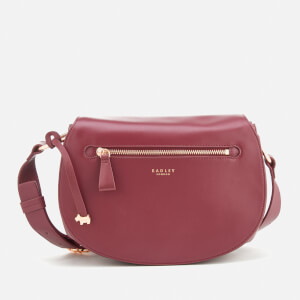 Radley Women's Camley Street Medium Fold Over Shoulder Bag - Port
