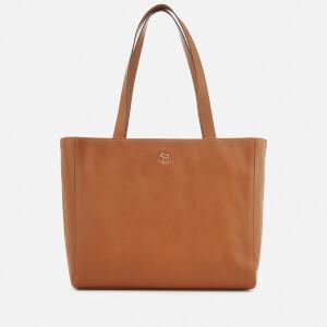 Radley Women's Greyfriars Gdns Large Ziptop Tote Bag - Tan