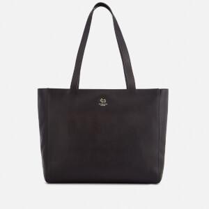 Radley Women's Greyfriars Gdns Large Ziptop Tote Bag - Black