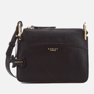 Radley Women's Richmond Park Small Ziptop Cross Body Bag - Black