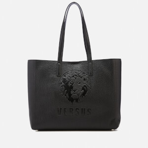 Versus Versace Women's Lion Embossed Tote Bag - Black