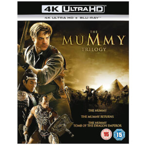 The Mummy Trilogy - 4K Ultra HD