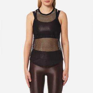 Koral Women's Aerate Tank Top - Black