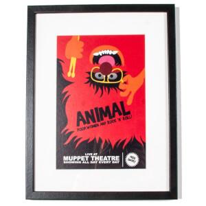 Disney Animal Gallery Framed Printed Wall Art