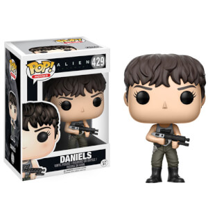 Figurine Pop! Vinyl Daniels Alien