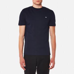 McQ Alexander McQueen Men's Small Swallow T-Shirt - Ink