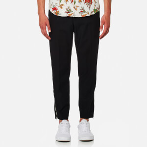 McQ Alexander McQueen Men's Doherty Zip Detail Trousers - Darkest Black
