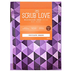 Scrub Love Cacao Body Scrub - Cacao & Orange