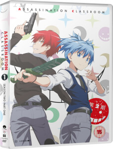 Assassination Classroom - Season 2, Part 1
