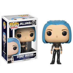 Figurine Pop! Sydney Bristow (Gothique) Alias