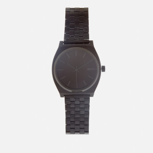 Nixon Men's The Time Teller Watch - All Black