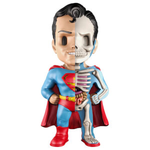 Figurine Superman DC Comics XXRAY Golden Age Wave 1 - 10 cm