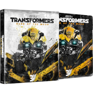 Transformers 3: Dark Of The Moon - Steelbook Exclusif Limité pour Zavvi Avec Étui