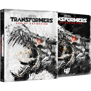 Transformers 4: Age of Extinction - Zavvi UK Exclusive Limited Edition Steelbook With Slipcase