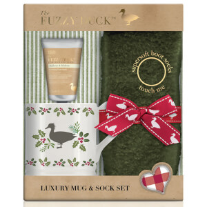 Baylis & Harding Fuzzy Duck Christmas Luxury Mug Set