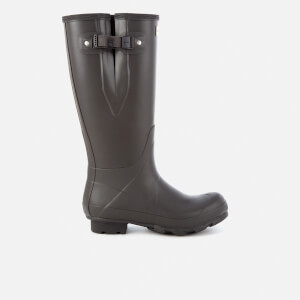 Hunter Men's Field Adjustable Neoprene Lined Wellies - Slate