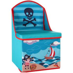 Premier Housewares Pirate Storage Box/Seat