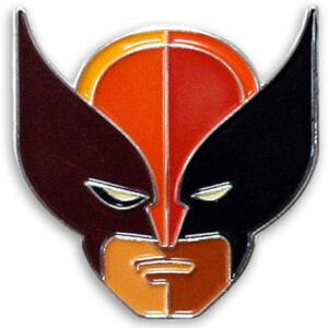 Mondo X-Men Wolverine Brown Suit Enamel Pin