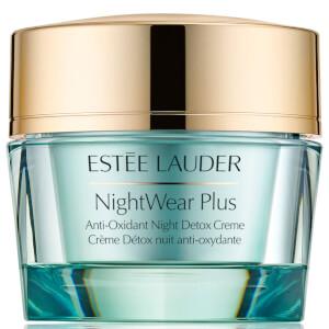 Crème Détox Nuit Anti-Oxydante NightWear Plus Estée Lauder 50ml
