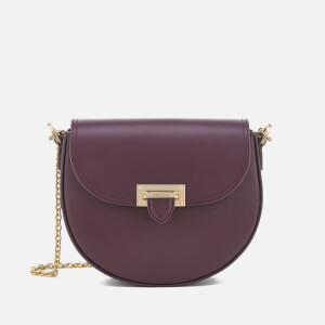 Aspinal of London Women's Portobello Bag - Grape