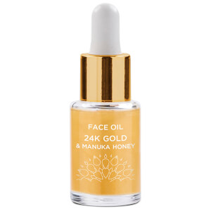 Manuka Doctor 24K Gold & Manuka Honey Face Oil 12ml