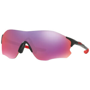 Oakley EVZero Path Sonnenbrille- Polished Black/Prizm Road