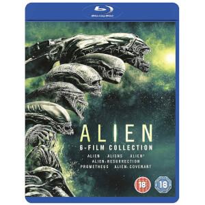 Pack Alien - Colección 6 Películas