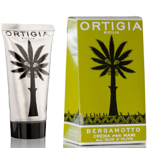 Ortigia Bergamotto Hand Cream 80ml