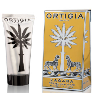 Ortigia Zagara Hand Cream 75 ml - Orange Blossom
