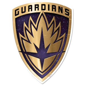 Marvel Guardians of the Galaxy Vol. 2 Emblem Wall Art