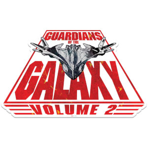 Marvel Guardians of the Galaxy Spaceship Milano Wall Art