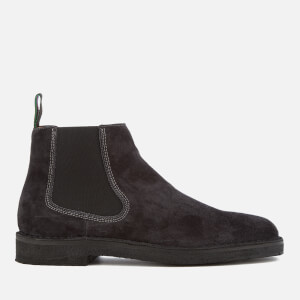 PS by Paul Smith Men's Dart Suede Chelsea Boots - Anthracite