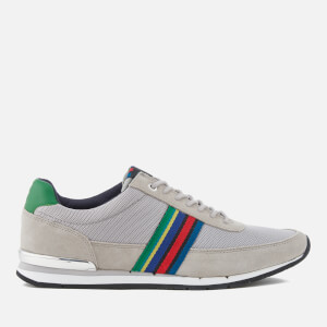 PS by Paul Smith Men's Svenson Mesh/Suede Runner Trainers - White