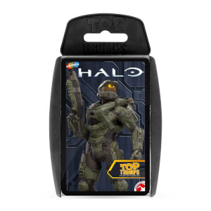 Top Trumps - Halo (Limited Edition Case)