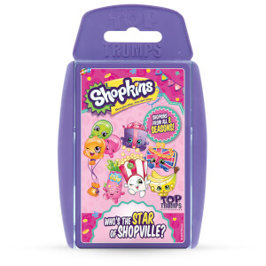 Top Trumps Card Game - Shopkins Edition Volume 2